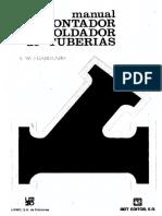 Manual de Tuberia, Trazos y Formulas..