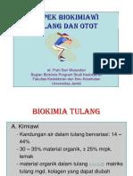 Biokimia Otot Dan Tulang