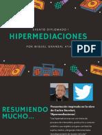 Hipermediaciones y prosumidores