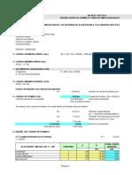 313864704 2 Diseno Linea de Impulsion y Equipo de Bombeo Agua Potable Xlsx