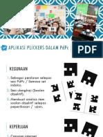 APLIKASI PLICKERS DALAM PDPC