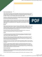 IBEF Pharmaceuticals Sector Update