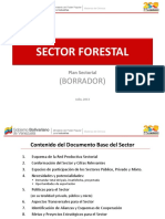 Plan Del Sector_Forestal