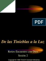 DERRIBANDO ARGUMENTOS de Las Tinieblas a La Luz 2