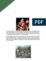 Al Volver Los Soldados de Almagro Al Cuzco Narraron Las Penurias y Pobrezas Que Habían Sufrido en Su Viaje Al Sur
