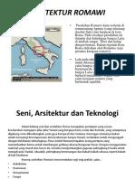 Arsitektur Romawi Fajrie 21-2014-137, Nurul 21-2014-138 2