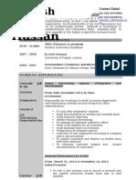 CV Kamish Hassan 2