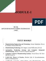 Amt Module 1