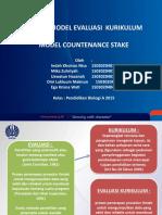 model evaluasi kurikulum Stake's.pptx