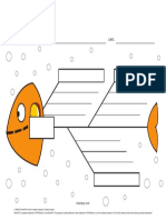 Fishbone Graphic Organizer