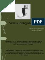 videolaringoscopio