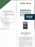 Neves 2002 Antropologia Ecológica
