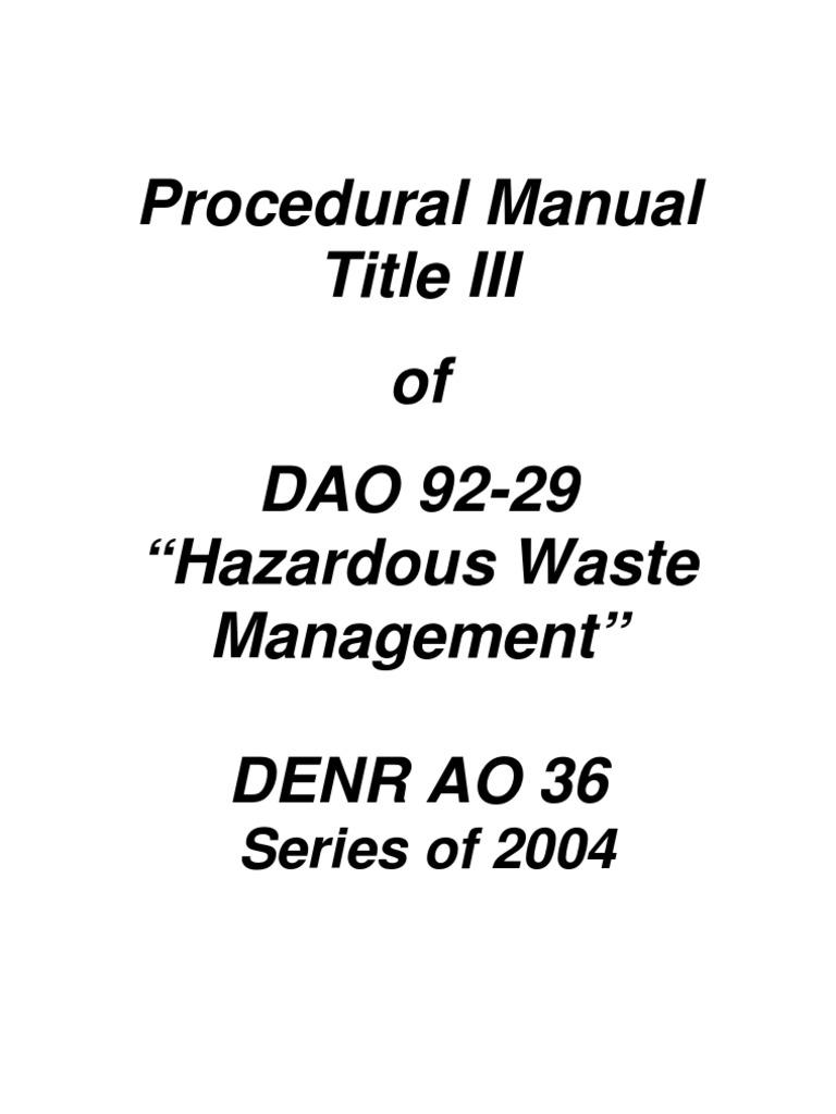 DAO 2004-36