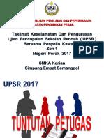 Tuntutan UPSR