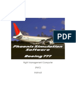 Pss b777 Fmc Manual