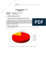 Informe Académico 2013 II