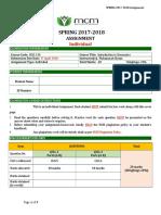Spring Eco 210 Assignment