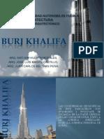 presentacion BURJ KAHLIFA