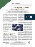 Pescados Y Mariscos en Virginia