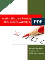 Muslim Voters