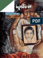 20180315_DobleInjusticia_InformeONUDHInvestigacionAyotzinapa