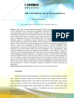 """Conedu_reflexão Sobre o Professor """"Ideal"""" de Matemática"""