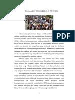 10 Permasalahan Tenaga Kerja Di Indonesia