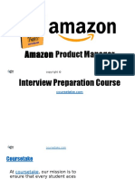 Amazon Interview Course