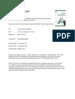 Food Hydrocolloids Volume Issue 2018 [Doi 10.1016%2Fj.foodhyd.2018.03.006] Azzi, Joyce; Jraij, Alia; Auezova, Lizette; Fourmentin, Sophie; -- Novel Findings for Quercetin Encapsulation and Preservatio