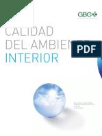 Calidad Ambient e Interior