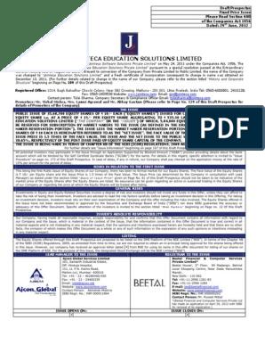 201272163237draft Prospectus_jointeca Education Solutions
