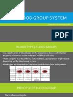 ABO Blood Group System. Legit