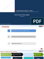 Isdp Ehs Clock in Out Procedure Rev.4!23!02 18