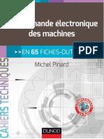 Preview of La Commande e Lectronique Des Machines en 65 Fiches Outils