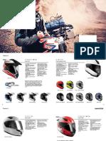 BMW Motorrad Cascos
