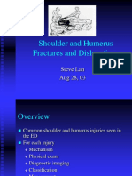 Shoulder and Humerus