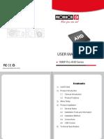 390AHD User Manual