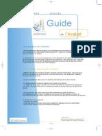 Guide Evalue