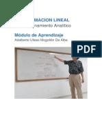 Guìa Inv.oper.I Metodo Grafico, Generalidades