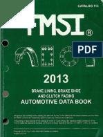 Catalogo FMSI 2013