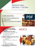 Circuito Gastronomico