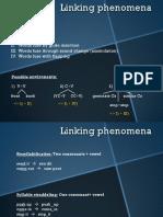 Unit 8 - Linking Phenomena - Print Version
