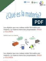 Qué Es La Materia?