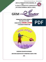 e25. Gkm Lavender - Puskesmas Matraman
