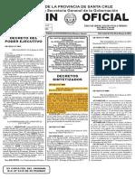 Boletín Oficial Nº 5230