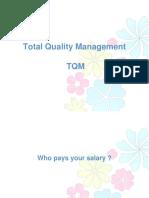 TQM (Atul Presentation)