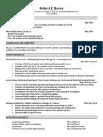 resume-roberthovey