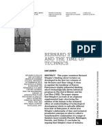 Bernard Stiegler and the Time of Technics