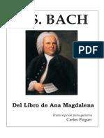 Libro Ana Magdalena