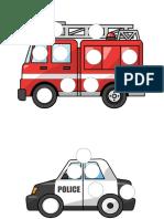 Vehicule Colorate PDF Modele